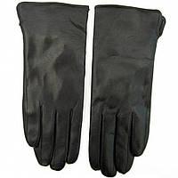 Перчатки женские длинные кожаные ПЖ1018