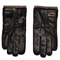 Кожаные перчатки мужские ПМ1000