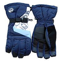 Теплые стильные перчатки мужские ПМ1163