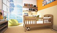 Детская кровать Юниор-2 70*160 бук