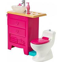 Ігровий набір Barbie Dreamhouse Барбі Будинок мрії Малібу 3-х поверховий з ліфтом і басейном FFY84, фото 4