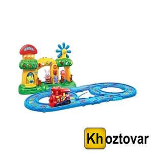 """Железная дорога """"Умный поезд"""" Canhui Toys BB 79"""