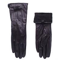 Перчатки женские кожаные сенсорные ПЖ1131