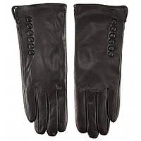 Кожаные женские перчатки ПЖ1013