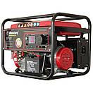 Генератор комбинированный Musstang MG6000S-BF/32 A - Bi Fuel (газ/бензин), фото 3