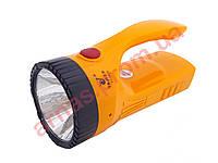 Аккумуляторный фонарь Yajia YJ-2833