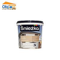 Краска Sniezka Extra Fasad краска фасадная Снежка Экстра Фасад (1,4кг)
