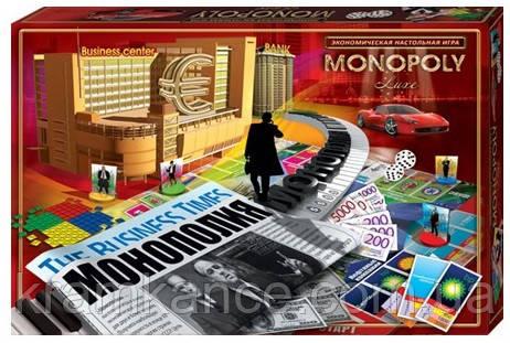 """Игра настольная """" Монополия  """""""