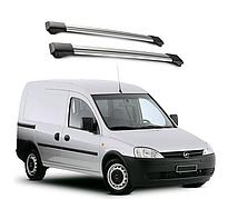 Поперечные рейлинги Opel Combo 2002-2012