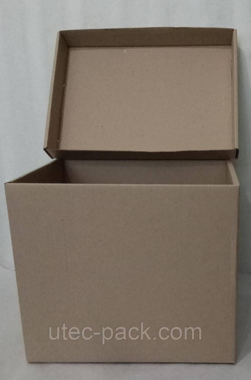 Короб архивный ЦОД НТИ гофрокартон 335*245*300 мм коричневый КГА
