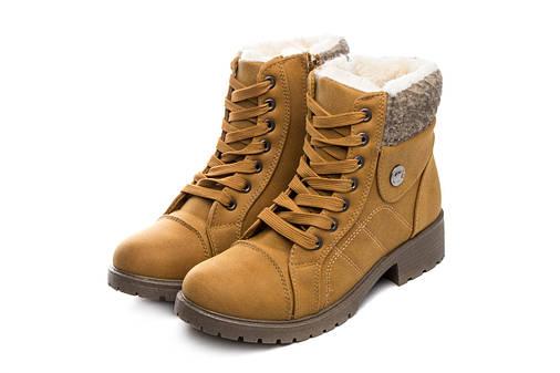 Ботинки женские New tlck wom beige 41, фото 2