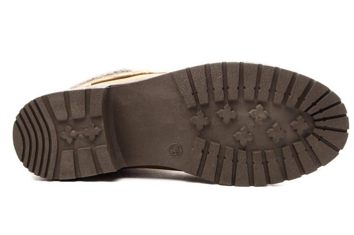Ботинки женские New tlck wom beige 41, фото 3