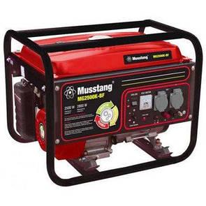 Генератор бензиновый Musstang MG2500K-B/V с дисплеем