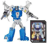 Трансформер Hasbro Transformers Xort & Highbrow (B7762-B7033)