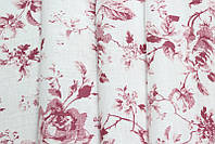 Ткань льняная для постельного белья
