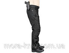 Брюки (штаны) Helikon-Tex Urban Tactical Pants Black 3XL/x-long (SP-UTL-PC-01), фото 3