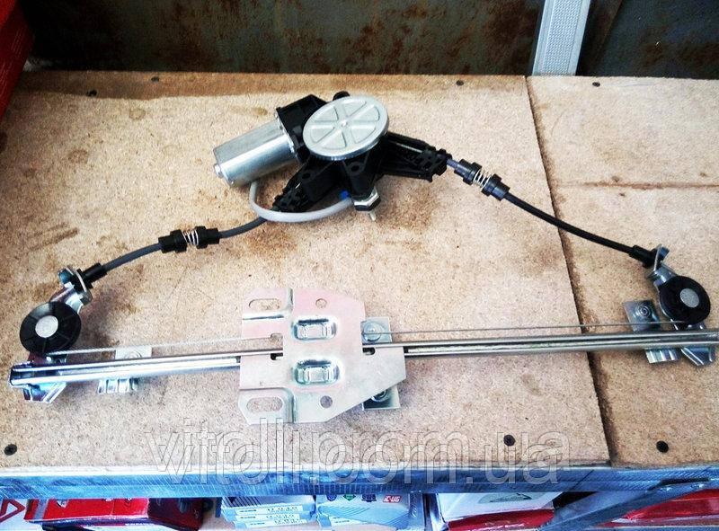 Стеклоподъемник электро Ваз 2114, 2115 передний левый в сборе ДЗС