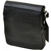 Мужская сумка через плечо Dr. Bond 88564 черная