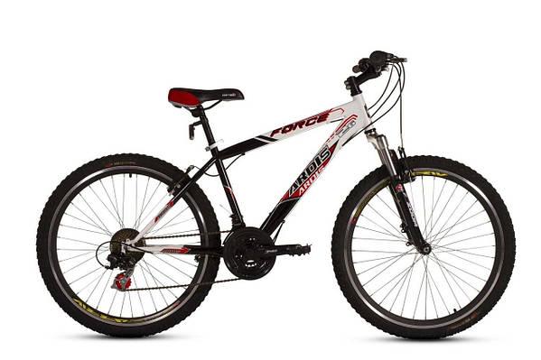 """Подростковый велосипед ARDIS FORCE MTB 24"""", 16""""  Белый/Черный"""