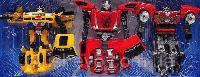 Набор роботы трансформеры