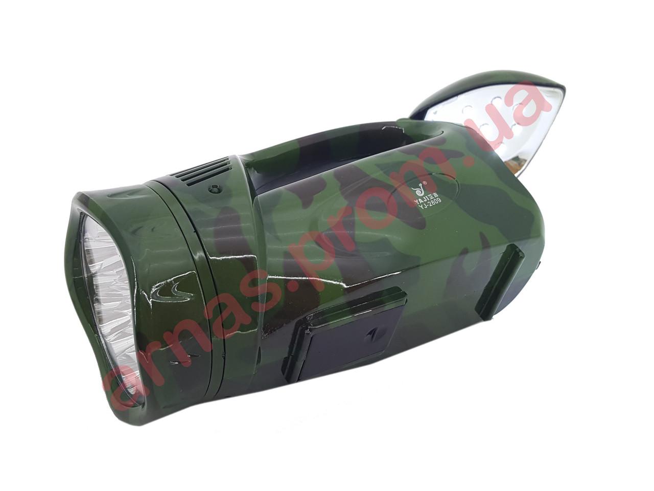 Аккумуляторный фонарь Yajia YJ-2809
