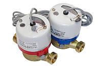 Apator счетчик воды JS-2,5 NK, DN=20, Qn=2,5, горячая вода.
