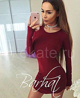 Молодежное женское платье  42,44,46,48, фото 1