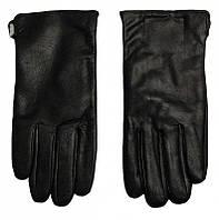 Мужские перчатки кожаные теплые ПМ1118