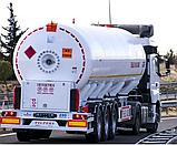 Полуприцеп YILTEKS LPG Trailer - ASME and ADR46м3 для перевозки газа, фото 2