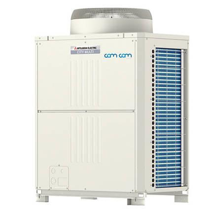 Наружный блок для мультизональных систем Mitsubishi Electric PURY-RP200YJM-A, фото 2