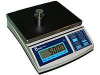 Весы настольные электронно-тензометрические 6ВП1