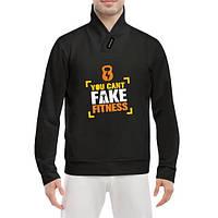 GlobusPioner Толстовка You cant fake fitness 67951