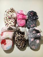 Домашние тапочки для девочек Mr.Pamut оптом ,24/27-32/35 pp.