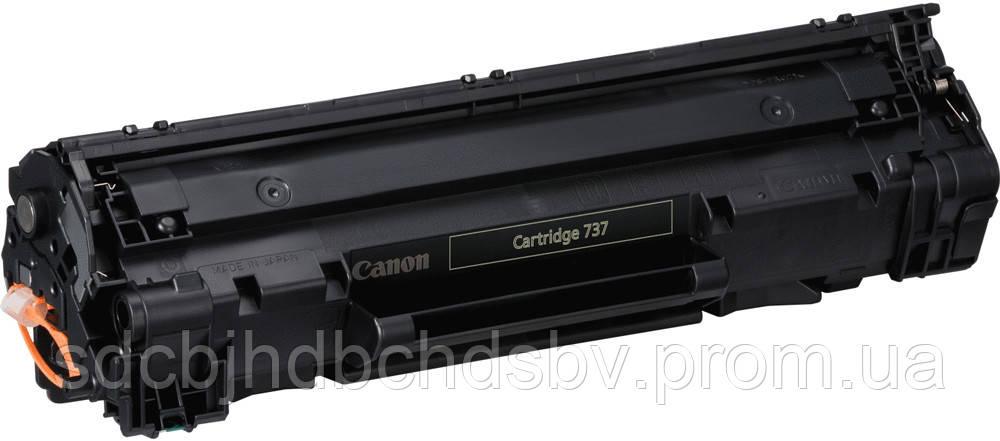 Картридж Canon 737 для принтера Canon i-sensys MF211 MF212 MF216 MF217 MF226 MF229 231 232 237 244