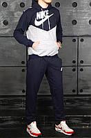 Спортивный костюм Штаны + толстовка мужской осенний весенний