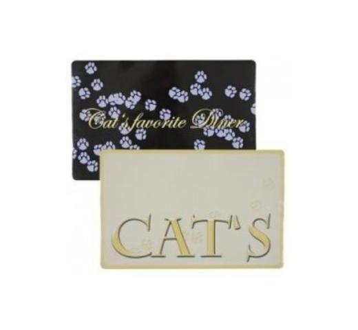 Коврики под миски для кошек