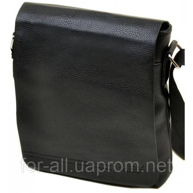 56aa58a259b8 Модная мужская сумка через плечо Dr. Bond 88564 черная в интернет ...