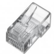 Набор коннекторов для витой пары digitus rj45 cat.5e utp 100 штук (a-mo8/8sr)