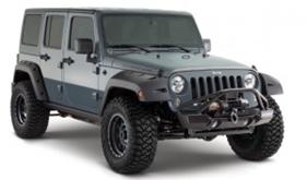 Тюнинг Jeep Wrangler TJ (1997 - 2006)