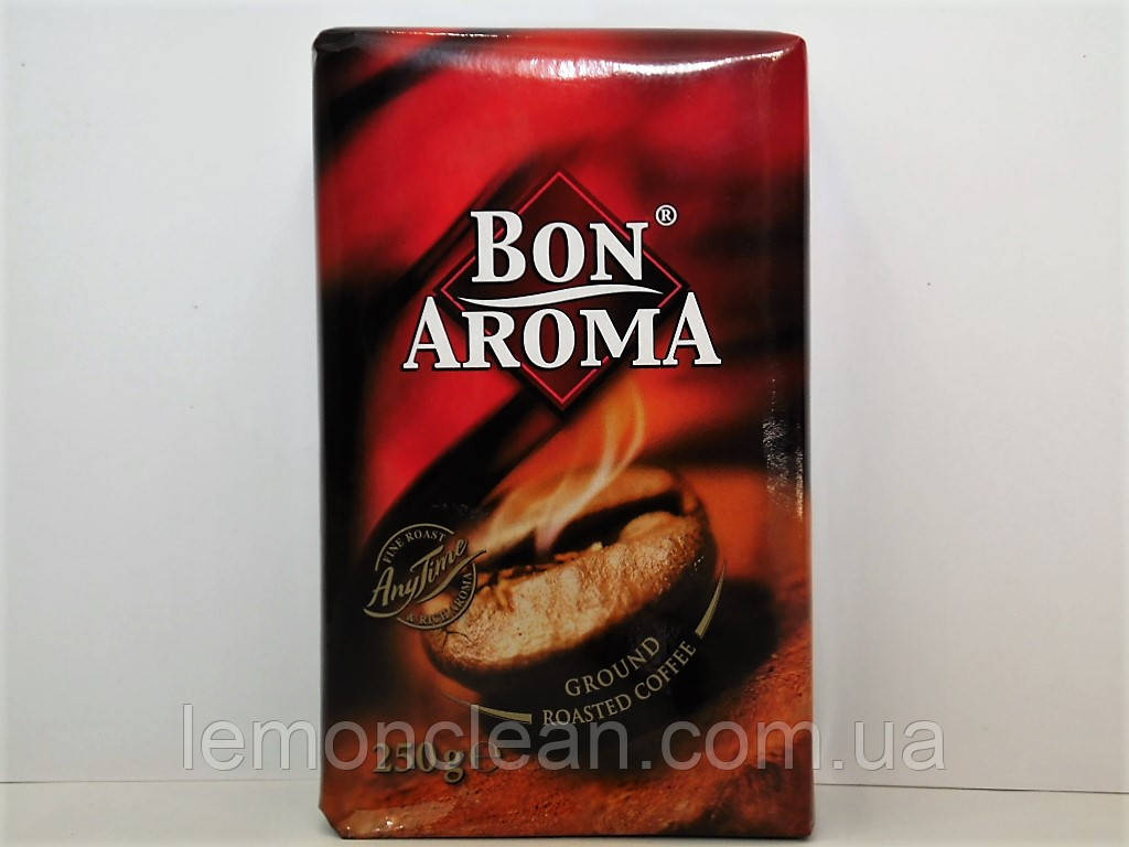 Кофе молотый Bon Aroma 250г