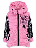 Стильная куртка для девочки МИККИ оптом и в розницу