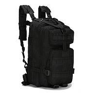 Туристические рюкзаки, 25 л. Рюкзак камуфляжный. Черный, зеленый с листьями, зеленый..., фото 1