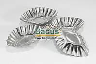 Набор (4 шт./наб.) металлических формочек для выпечки кексов Empire (EM-8669), фото 1