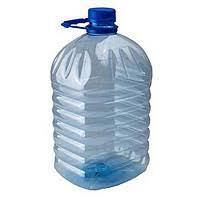 Чистая дистиллированная вода 5 л