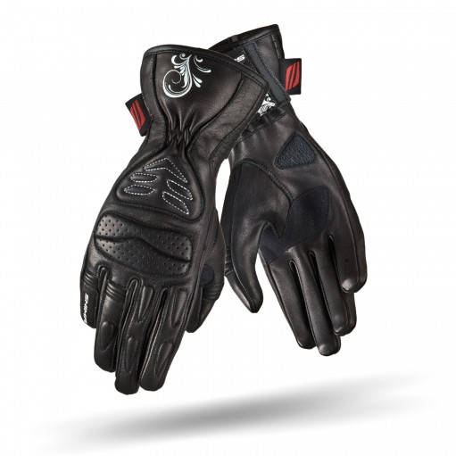 Мотоперчатки SHIMA CALDERA черные