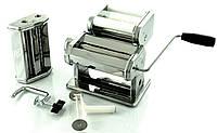 Тестораскаточная машинка-лапшерезка 3в1 , фото 1