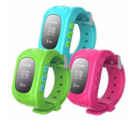 Original! Smart Baby Watch Q50 0.96 c OLED с GPS трекером
