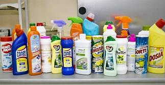 Моющее средство для полов, стекла, посуды, унитазов, посудомоек, печек, ванн, унитазов, ковров