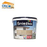 Краска Sniezka Extra Fasad краска фасадная Снежка Экстра Фасад (4,2кг)