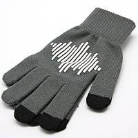 Вязанные промо перчатки на заказ оптом от производителя